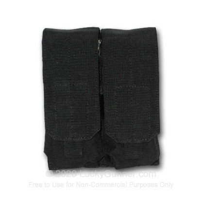 Large image of Quad Magazine Pouch STRIKE AR 15 Blackhawk Black For Sale