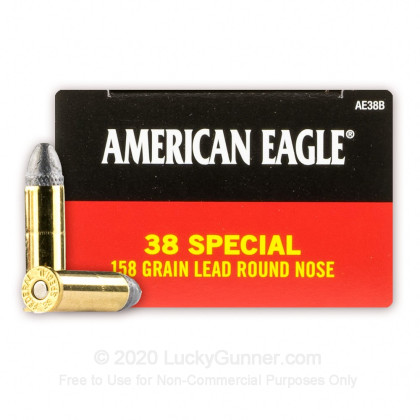 Image 1 of Federal .38 Special Ammo