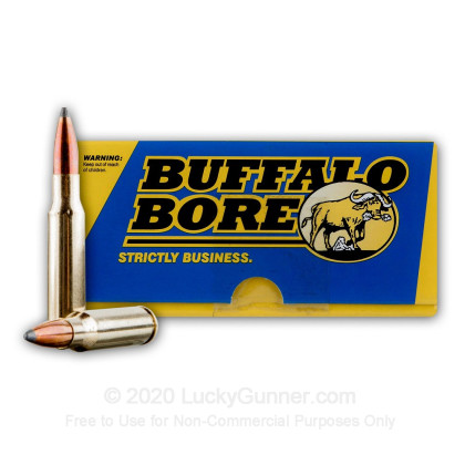 Image 2 of Buffalo Bore .308 (7.62X51) Ammo