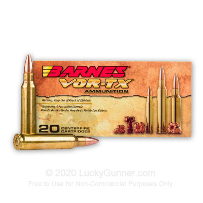 Image 2 of Barnes .223 Remington Ammo