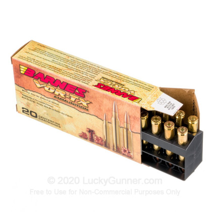 Image 3 of Barnes .223 Remington Ammo