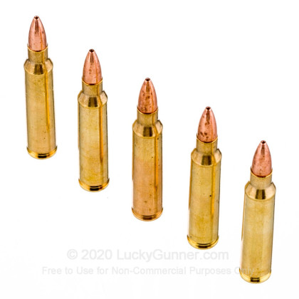 Image 4 of Barnes .223 Remington Ammo