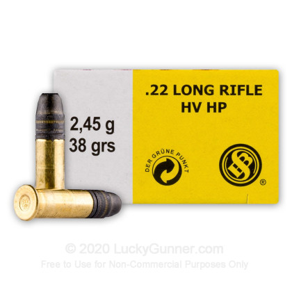 Image 2 of Sellier & Bellot .22 Long Rifle (LR) Ammo