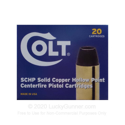 Image 1 of Colt .40 S&W (Smith & Wesson) Ammo
