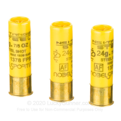 Image 5 of NobelSport 20 Gauge Ammo