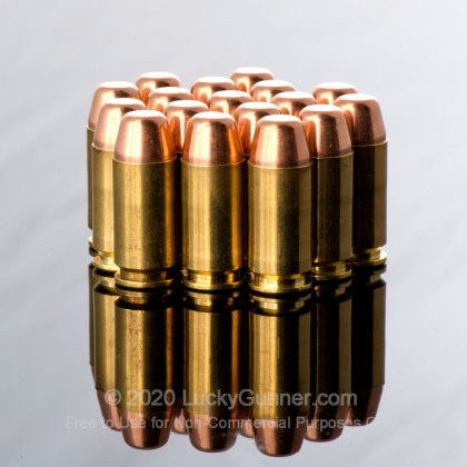 Image 7 of Military Ballistics Industries .40 S&W (Smith & Wesson) Ammo