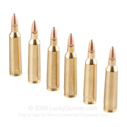 Image 4 of Federal .22-250 Remington Ammo