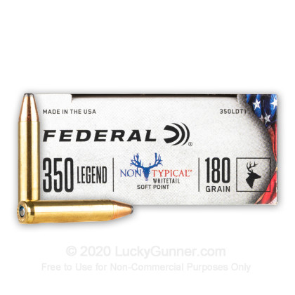 Image 1 of Federal 350 Legend Ammo
