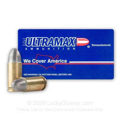 Image 2 of Ultramax 9mm Luger (9x19) Ammo