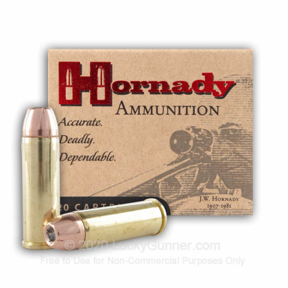 Image 2 of Hornady 454 Casull Ammo