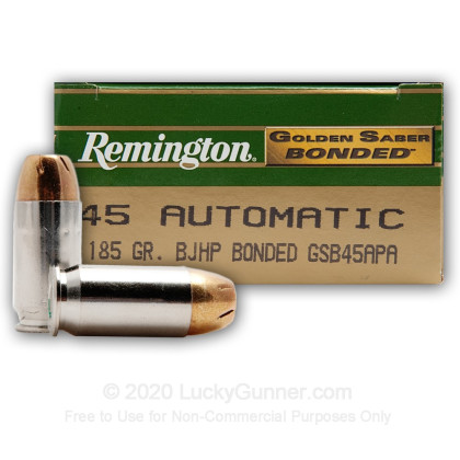 Image 1 of Remington .45 ACP (Auto) Ammo
