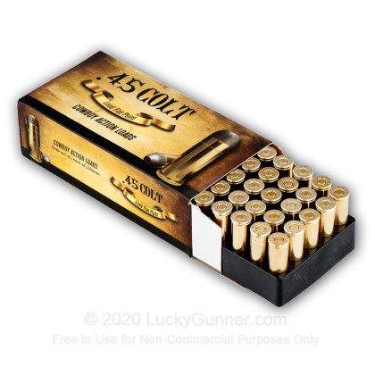 Image 5 of Aguila .45 Long Colt Ammo
