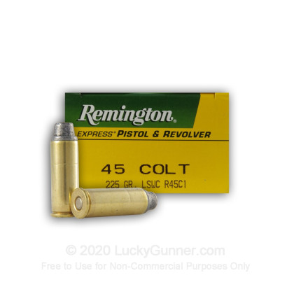 Image 1 of Remington .45 Long Colt Ammo
