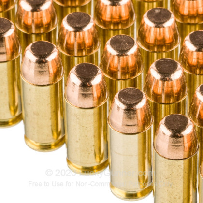 Image 5 of Fiocchi .40 S&W (Smith & Wesson) Ammo
