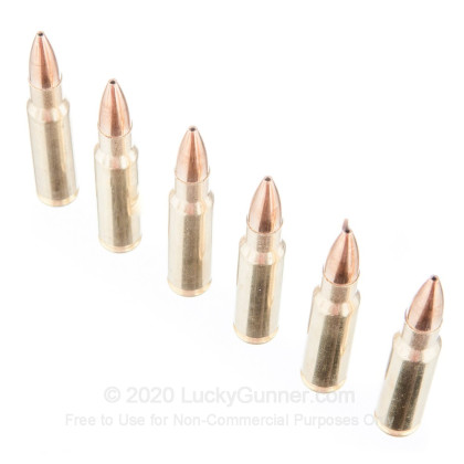 Image 5 of Corbon 6.8 Remington SPC Ammo