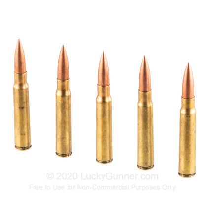 Image 3 of Military Surplus 8mm Mauser (8x57mm JS) Ammo