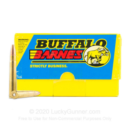 Image 2 of Buffalo Bore .375 H&H Magnum Ammo