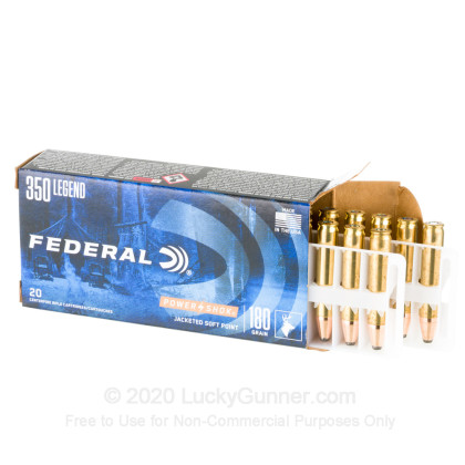 Image 3 of Federal 350 Legend Ammo