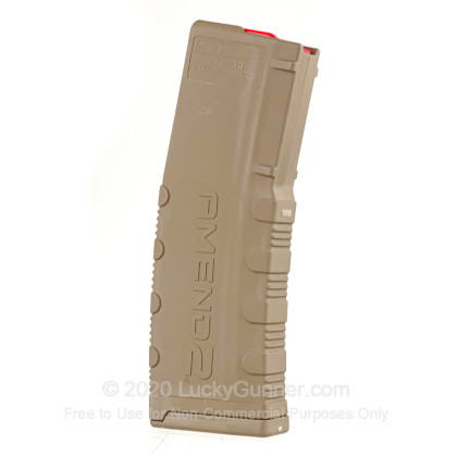 Large image of Amend2 AR-15 30rd - 5.56/223 - Flat Dark Earth - MOD-2 Magazine For Sale