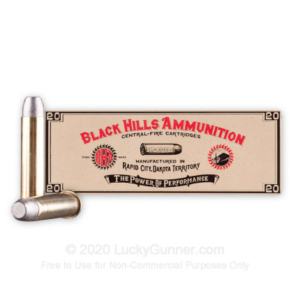 Image 2 of Black Hills Ammunition 45-70 Ammo