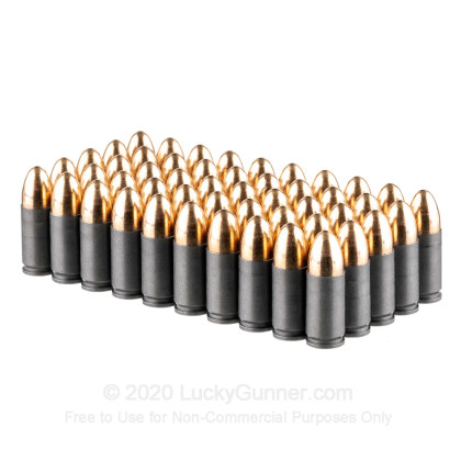 Image 4 of Red Army Standard 9mm Luger (9x19) Ammo