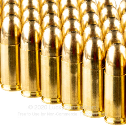 Image 5 of MaxxTech 9mm Luger (9x19) Ammo
