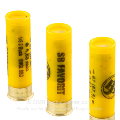 Image 5 of Sellier & Bellot 20 Gauge Ammo