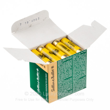 Image 3 of Sellier & Bellot 20 Gauge Ammo