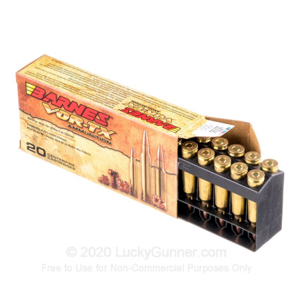 Image 3 of Barnes .22-250 Remington Ammo