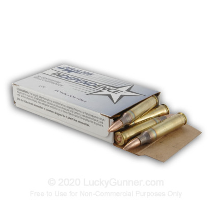Image 3 of Independence 5.56x45mm Ammo