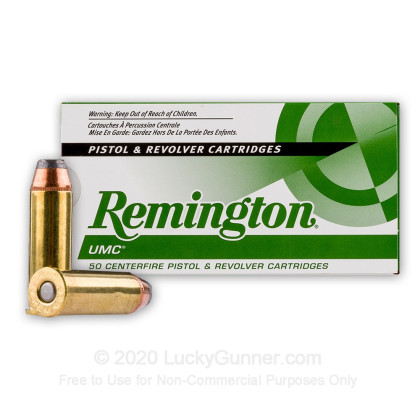 Image 2 of Remington .44 Magnum Ammo