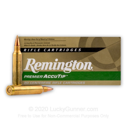 Image 2 of Remington .204 Ruger Ammo