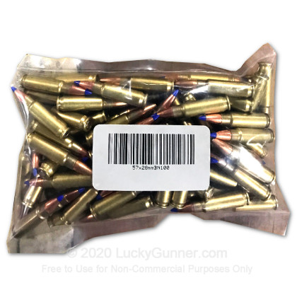 Image 1 of Mixed 5.7x28mm Ammo