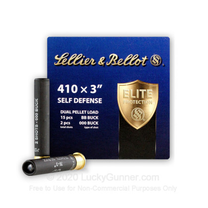 Image 2 of Sellier & Bellot 410 Gauge Ammo