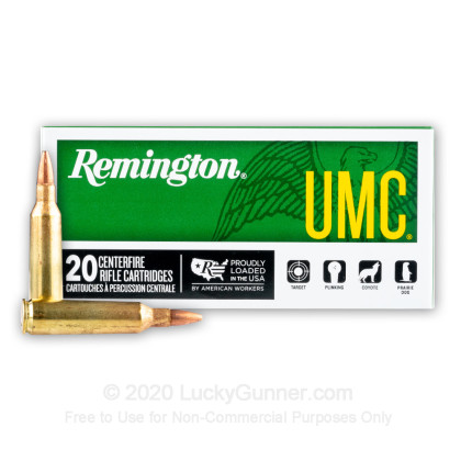 Image 2 of Remington .22-250 Remington Ammo