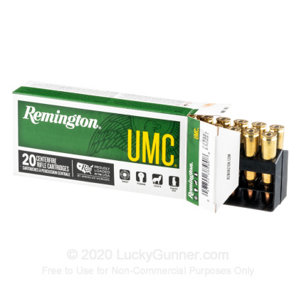 Image 3 of Remington .22-250 Remington Ammo