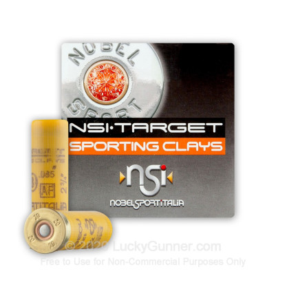 Image 2 of NobelSport 20 Gauge Ammo