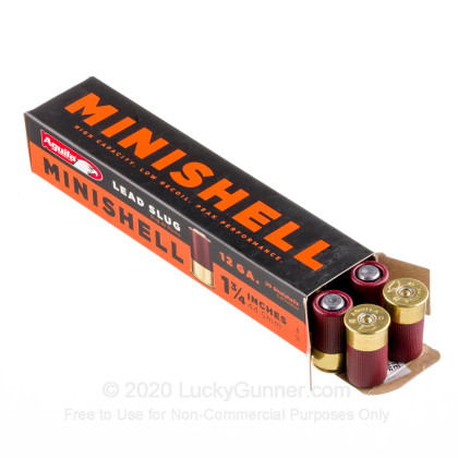 Image 3 of Aguila 12 Gauge Ammo