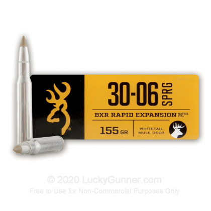 Image 2 of Browning .30-06 Ammo
