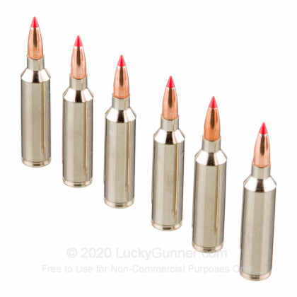 Image 4 of Federal 7mm Winchester Short Magnum Ammo