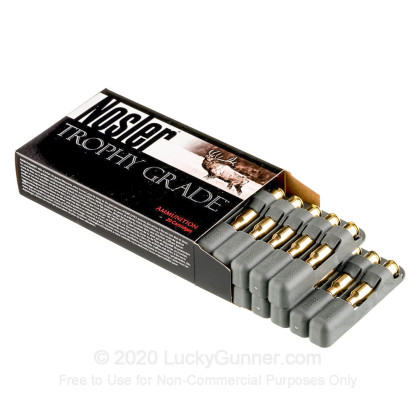 Image 3 of Nosler Ammunition .223 Remington Ammo