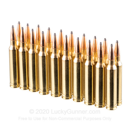 Image 4 of Hornady 7mm Remington Magnum Ammo