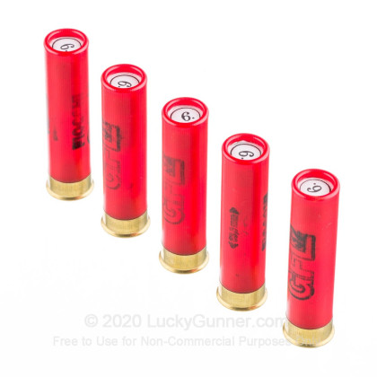 "Large image of Cheap 32 Gauge Ammo - 2-1/2"" Small Game Loads - 1/2 oz - #6 Fiocchi - 25 Rounds"