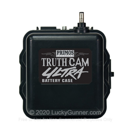 Large image of Primos TRUTH Cam Ultra Battery Case - 64015