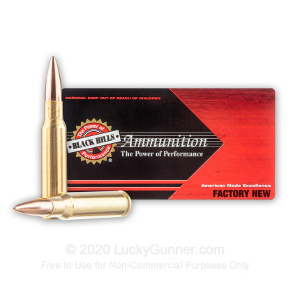 Image 2 of Black Hills Ammunition .308 (7.62X51) Ammo