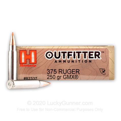 Image 1 of Hornady 375 Ruger Ammo