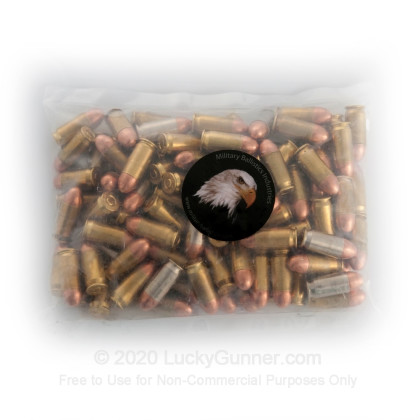 Image 1 of Military Ballistics Industries .45 ACP (Auto) Ammo
