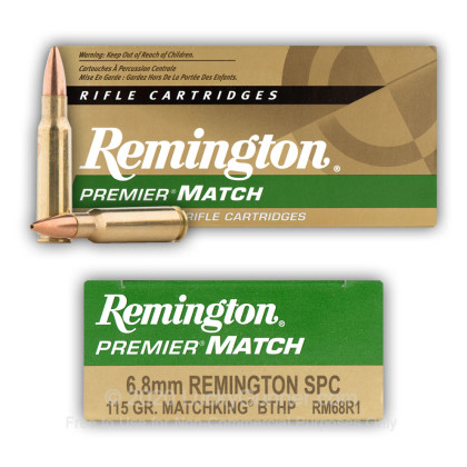 Image 5 of Remington 6.8 Remington SPC Ammo