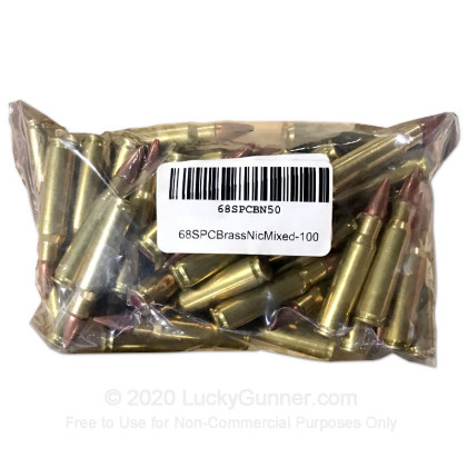 Image 1 of Mixed 6.8 Remington SPC Ammo