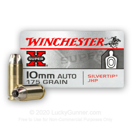 Image 1 of Winchester 10mm Auto Ammo